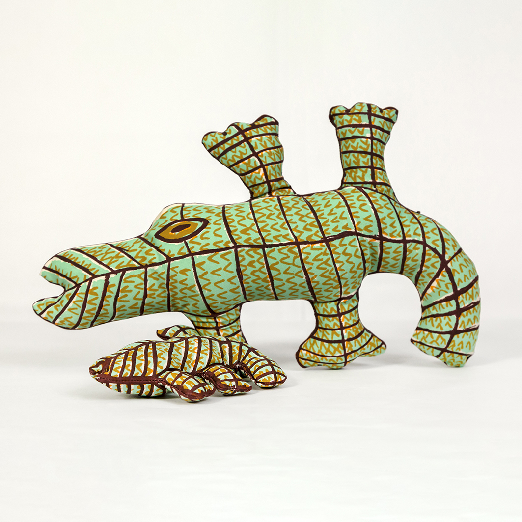 Alligator by Will Stokes, Jr.